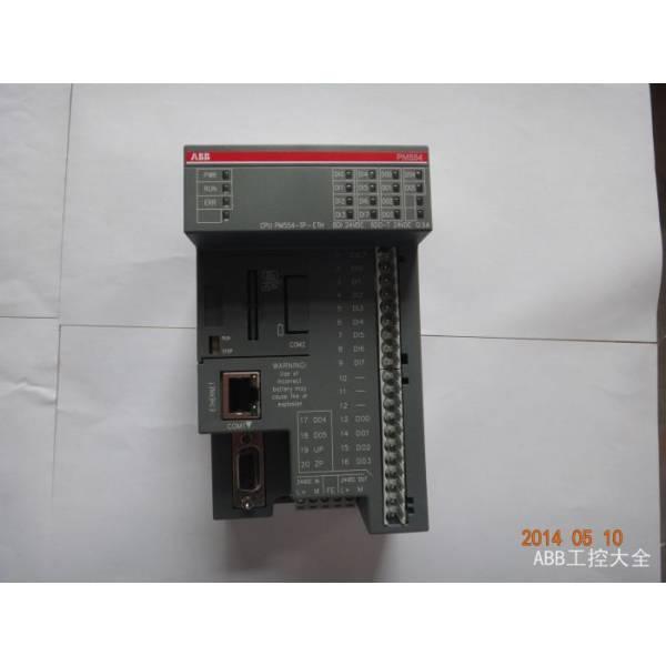 ABB PLC AC500 ECO CPU PM554-TP-ETH 8DI/6DO Transistors Ethernet