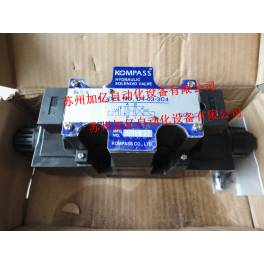 original KOMPASS KOMPASS electromagnetic valve D4-02-3C2-A25 New genuine