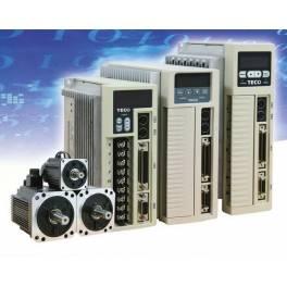 New genuine 400W Economy TECO servo motor JSMA-SC04ABK01/JSDEP-15A