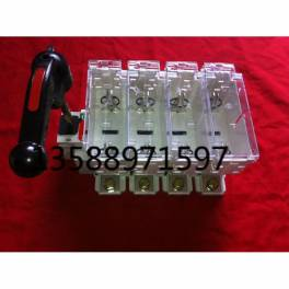 Operate load isolation switch fuse group HGLR-200 4J T3 copper parts do not contain fuse
